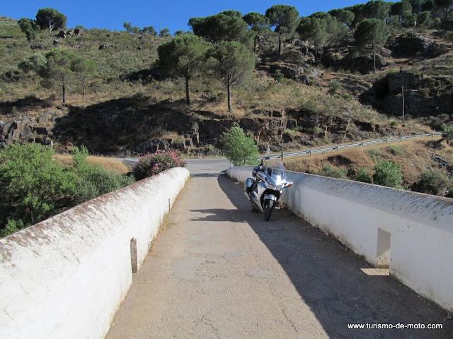 Ponte do Rio Ardila, Barrancos