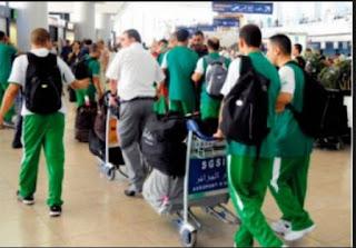 Paralympiques 2016: Départ du second groupe des Algériens pour Rio