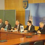 VizitaMinistruluiLBorbely21Ianuarie2011