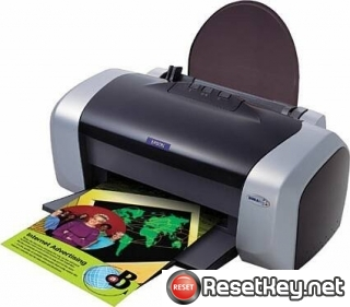 WIC Reset Utility for Epson C85 Waste Ink Pads Counter Reset