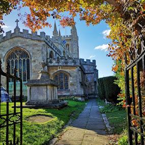 Newbury Berkshire by Katarzyna Najderek - Buildings & Architecture Public & Historical