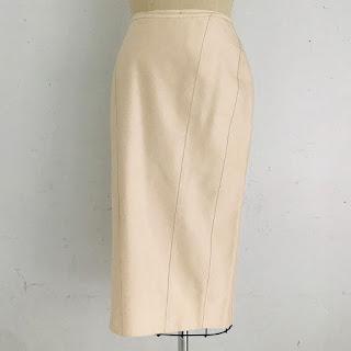 Gucci Light Blush Pencil Skirt