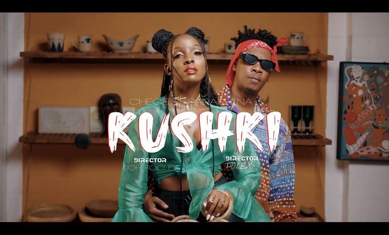 VIDEO   Chege Ft. Saraphina - Kushki   Mp4 Download