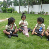 Tall and Short activity for Pre-Primary on 22nd June 2016