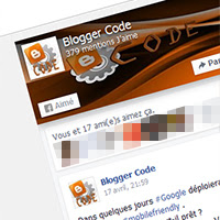 Blogger Code - Facebook : Plugin Page