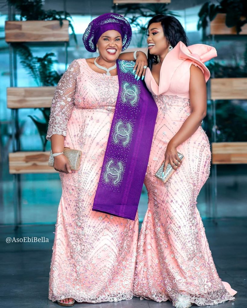 91 Edition Of #Ebfablook - 14 Chic and classy Aso-Ebi Outfits And Styles For Regal Women 2021