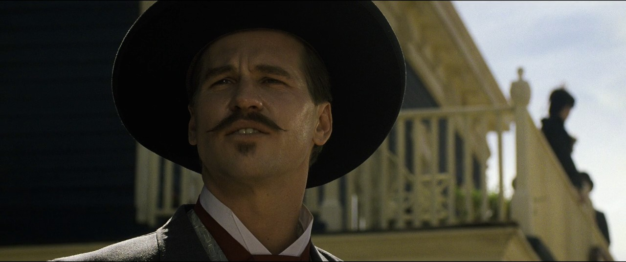 Doc Holliday Val Kilmer Wallpaper Val kilmer