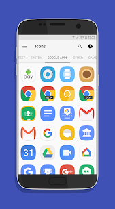UX Experience S8 – Icon Pack V0.5.4 Mod APK 4