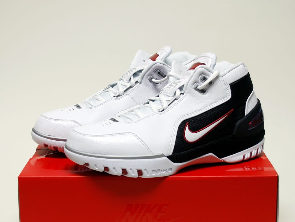 13a161bad73 LeBron s Actual First Game Air Zoom Generation Drops This Weekend ...