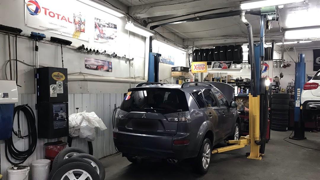 Garage R Lebrun Specialise Volkswagen Audi Et Porsche Atelier