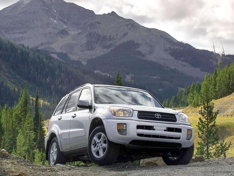 2004 Toyota Rav4 Suv Specifications  Pictures  Prices