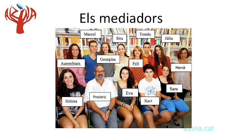 L'equip de mediadors 2013-2014