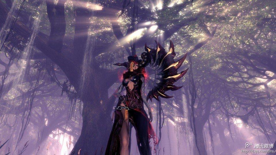 Những bức ảnh đậm chất võ hiệp của Blade & Soul - Ảnh 12