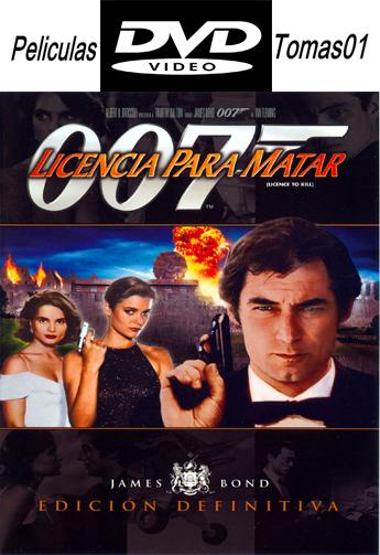 007 (16): Licencia para matar (1989) DVDRip