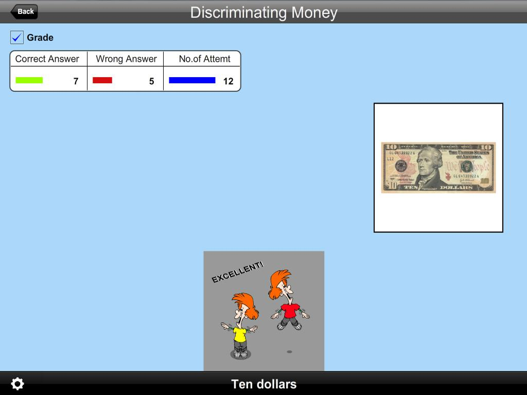 American Discriminating Money- screenshot
