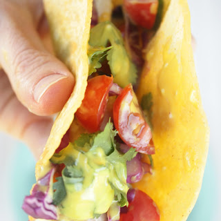 Honey Mustard Chicken Tacos