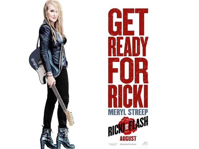 Η Ρίκι και η Ροκ (Ricky And The Flash) Wallpaper