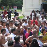 Brahmotsavam Day9 Honoring Donors