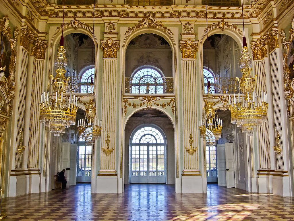 Photo Of The Day: Nymphenburg Palace Interior