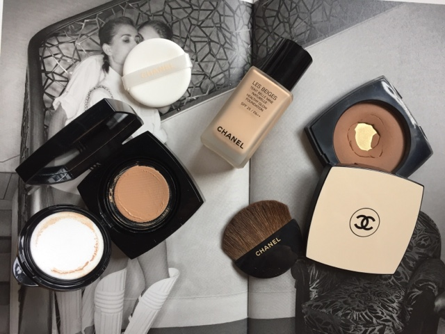 my beauty fair first impressions chanel les beiges. Black Bedroom Furniture Sets. Home Design Ideas