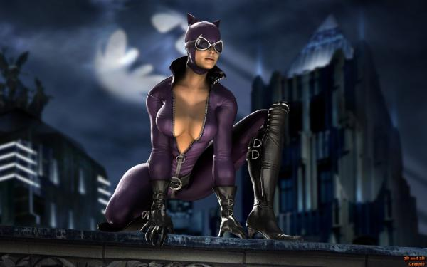 Cat Woman, Magic Beauties 2