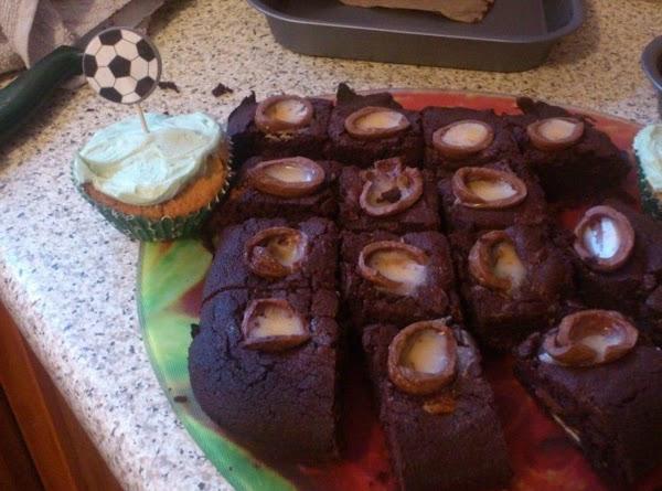 Creme Egg Brownies Recipe