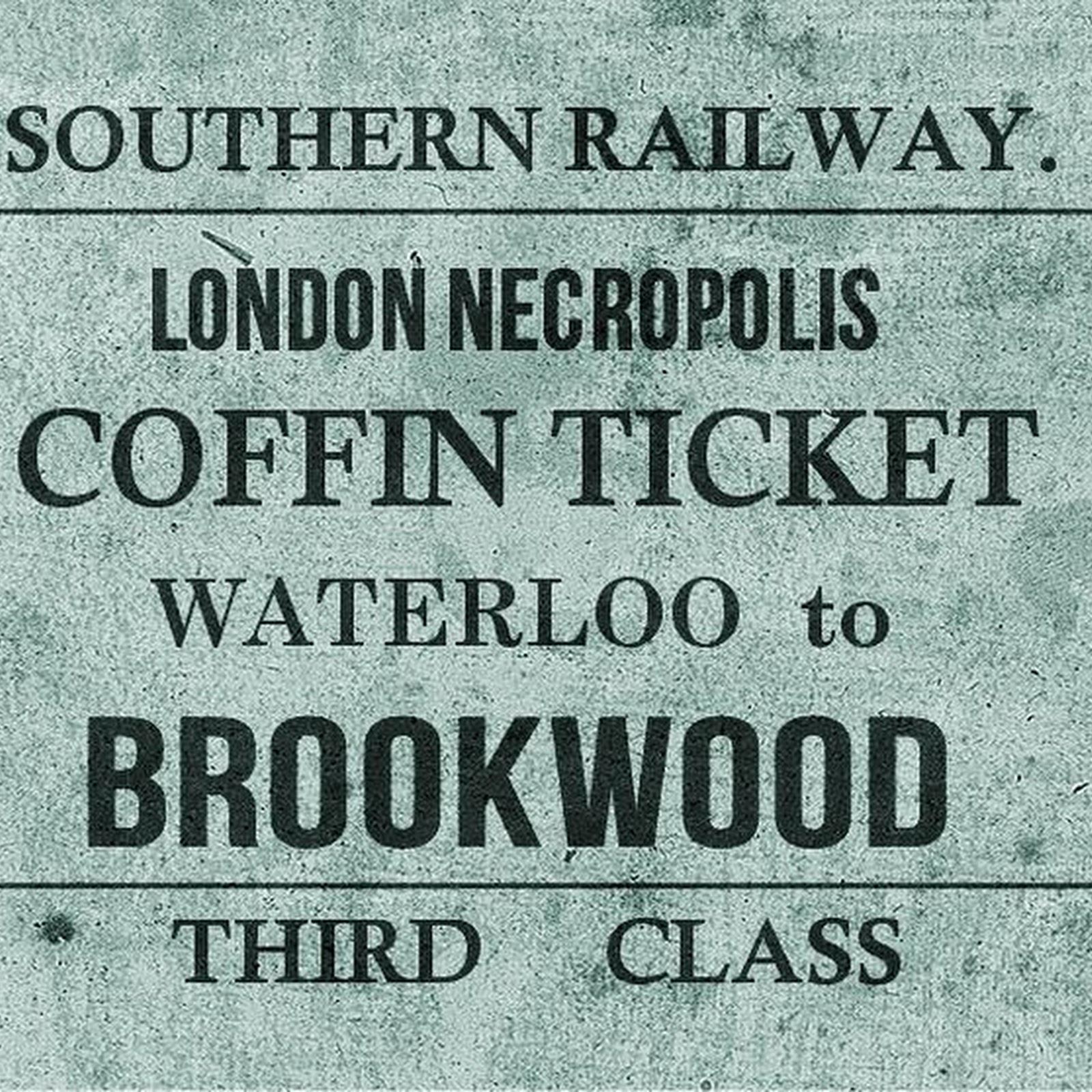 London Necropolis Railway: The Train For The Dead