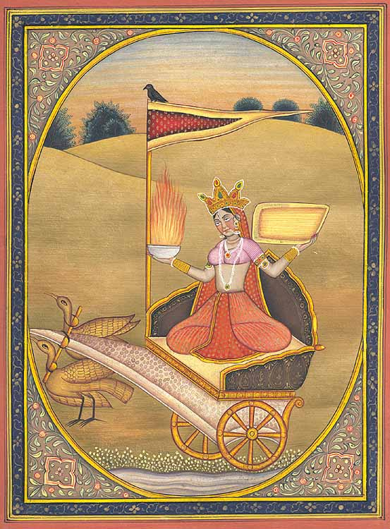 Dhumavati, Gods And Goddesses 3