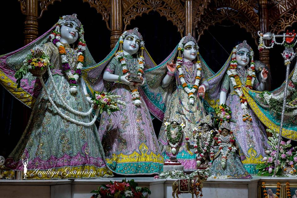 ISKCON Mayapur  Deity Darshan 22 July 2016 (3)