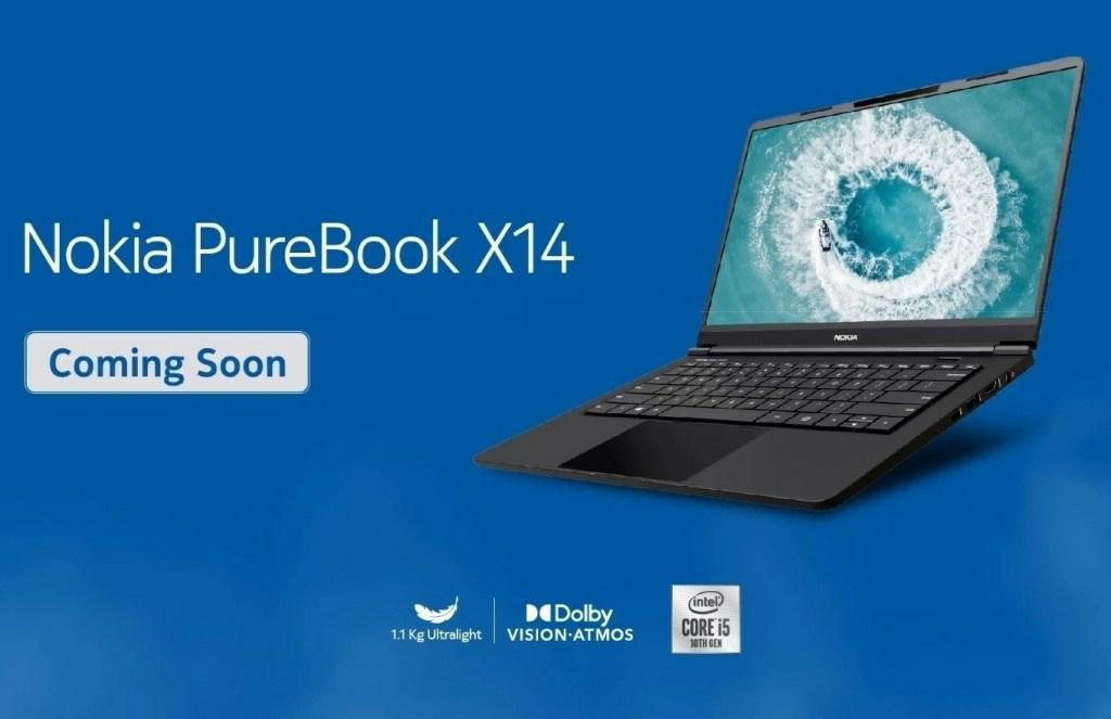 พบกับ Nokia PureBook X14 แล็ปท็อปรุ่นแรกจาก Nokia บนขุมพลัง Intel Core i5 gen 10 ในราคาเริ่มต้น 36,700 บาท