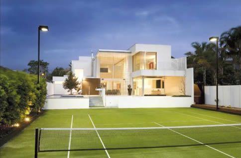Contemporary Residence House Design in Brighton, Australia ...