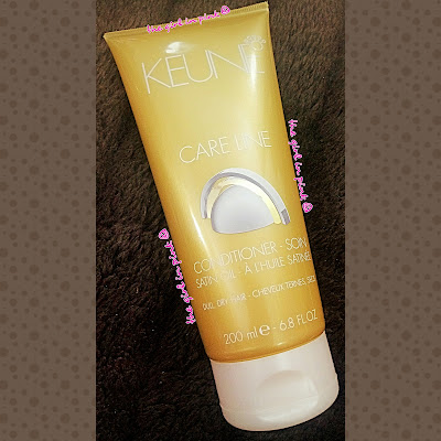 #Review - #Keune #CareLine #Shampoo & #Conditioner #SatinCare for #Dull #Dry #Hair