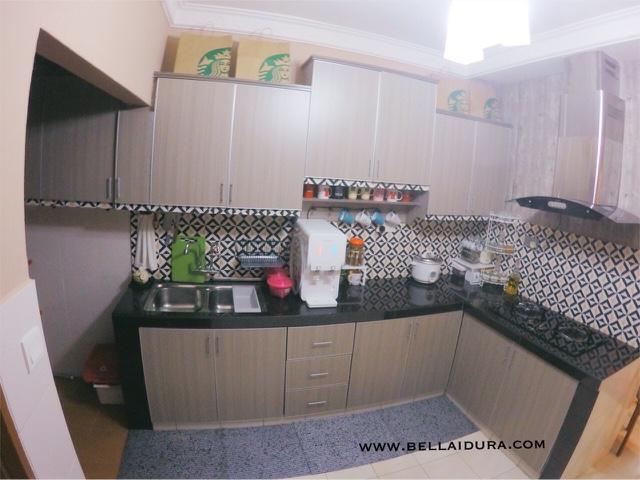 mencantikkan dapur, dapur cantik