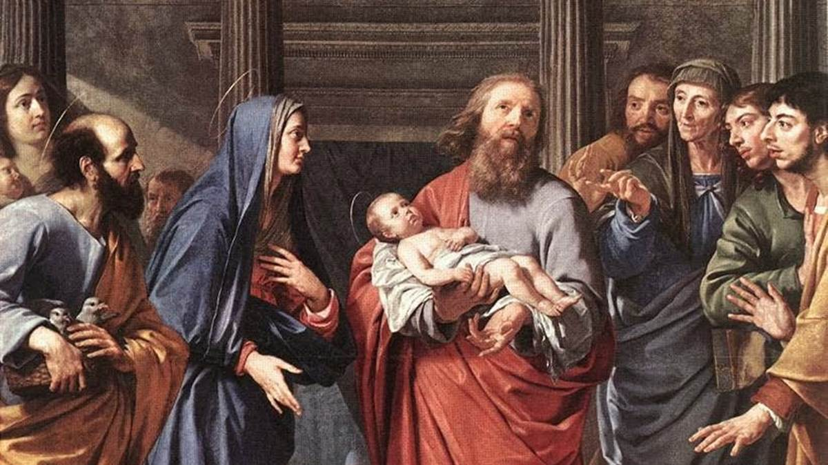 Ánh sáng và Vinh quang (02.02.2020 – Chúa Nhật 4 TN - Dâng Chúa Giêsu trong Đền Thánh)