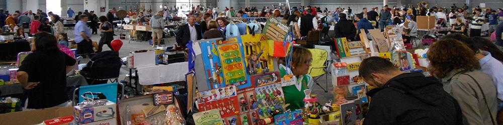 Feria de Coleccionismo de Mieres