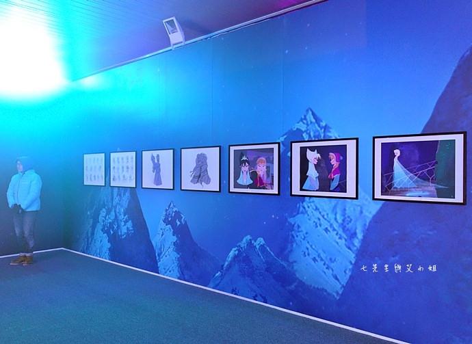 30 冰雪奇緣冰紛特展 中正紀念堂