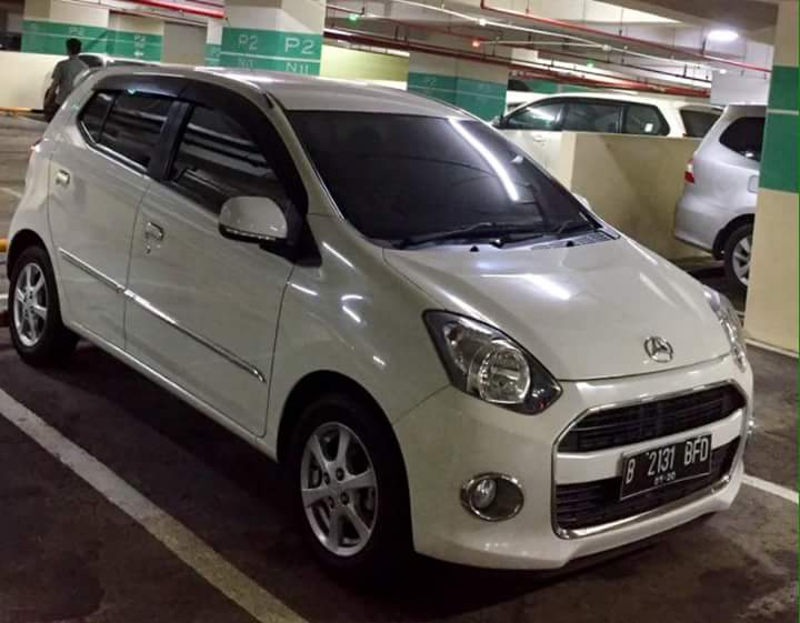 Bukalapak Mobil Bekas Daihatsu Ayla Type X 2015 - JAKARTA ...