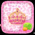 GO SMS PINKY GIRL THEME icon