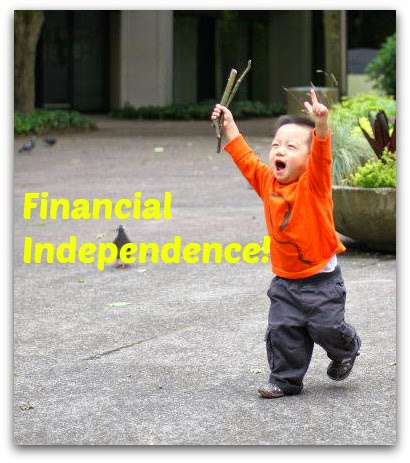 3 Major Milestones to Financial Independence