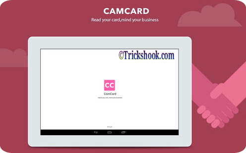 Camcard Free Download  - Best Business Card Scanner App for Android