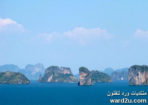 جزيره بوكيت فى تايلاند ارض الخيال و الاحلام