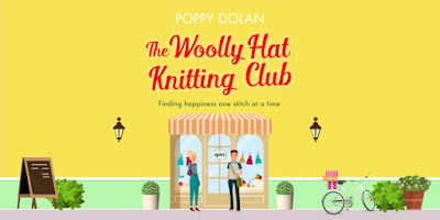 Guest Post and Blog Tour - The Woolly Hat Knitting By Poppy Dolan