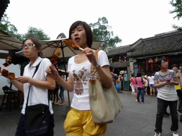 CHINE .SICHUAN Chengdu - P1070104.JPG