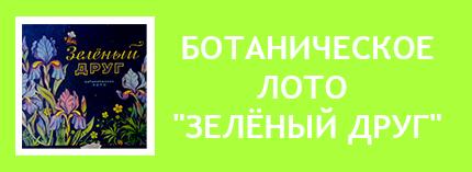 Игра лото растения на 4 четырёх языках СССР Ботаническое лото советская старая из детства
