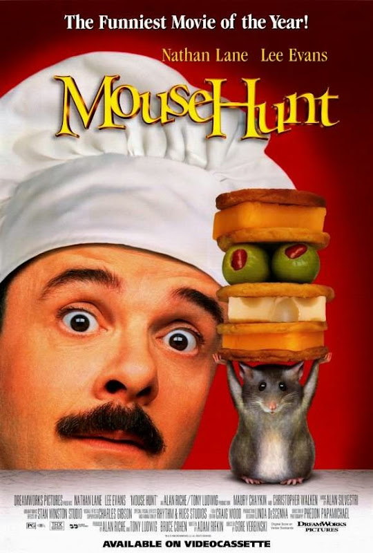 Poster Of Mousehunt (1997) Full Movie Hindi Dubbed Free Download Watch Online At Alldownloads4u.Com