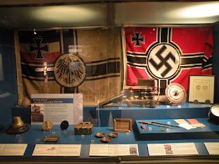 Госпорт. Музей Подводных Лодок. Экспонаты с немецких кораблей.