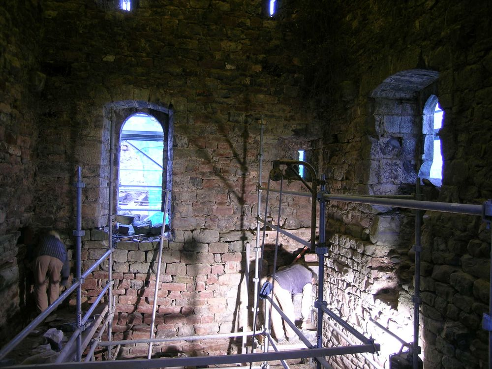 Reconstruccion Torre de Uriz - DSCN8125.JPG