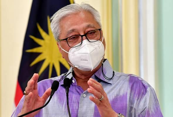 PKP: Bekalan makanan mencukupi, ini 5 tumpuan kenyataan media Ismail Sabri