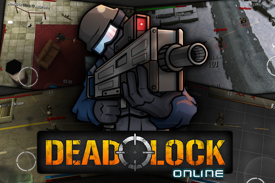 Deadlock: Online- screenshot