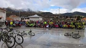 La Red MTB 2015 a Cercedilla, gran éxito de participación